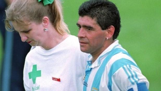 """""""Maradona"""" de Eduardo Galeano"""