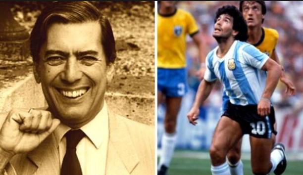 """""""Maradona y los héroes"""", de Mario Vargas Llosa"""