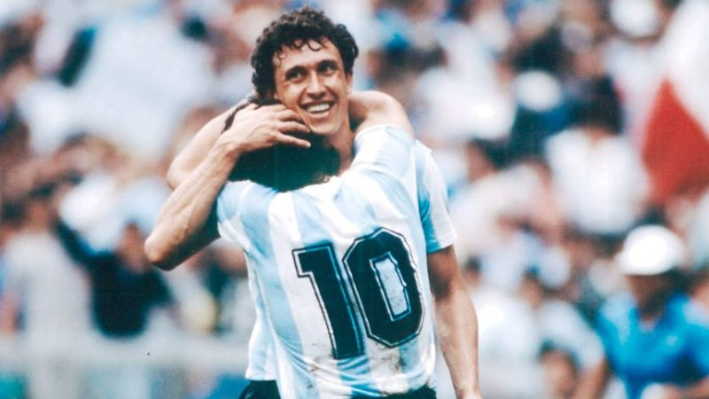 """Valdano: """"El gol a Inglaterra es una obra de arte"""""""