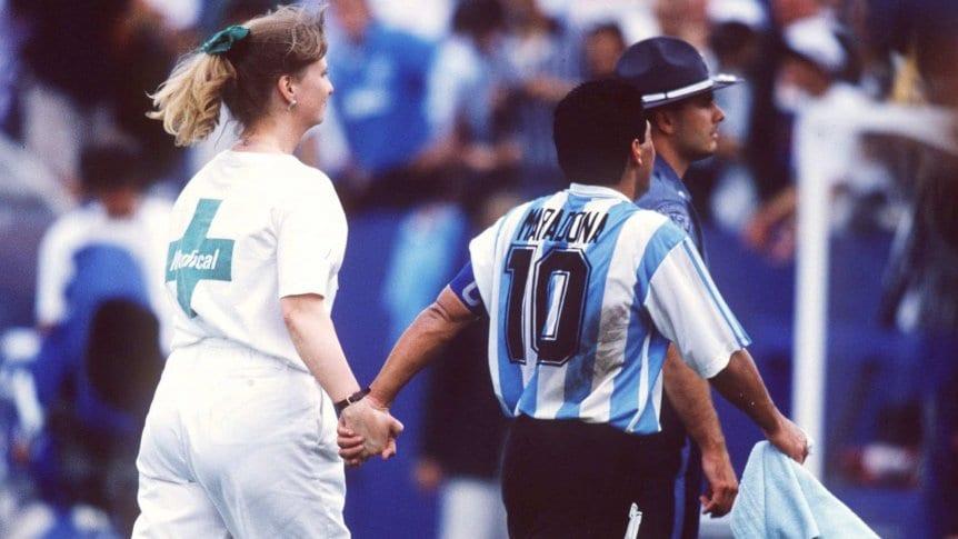 La Carta abierta de Ernesto Sábato a Diego Maradona